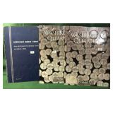 3- Incomplete Coin Collector Books