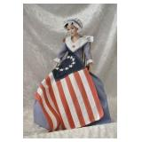 Betsy Ross by Franklin Mint Heirloom