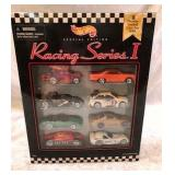 Racing Series I Hot Wheels Boxed Set