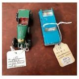 Two Lesney Matchbox Cars