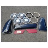 Car & Motorcycle Parts Auction - Meriden, CT