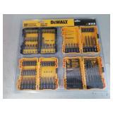 New Dewalt 100pc Combination Set