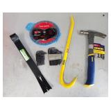 Assorted New Tools
