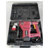 """Chicago Electric 1 1/8"""" Rotary Hammer Drill"""