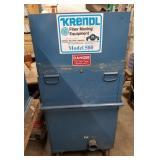 Krendl Model 500 Fiber Insulation Unit