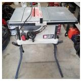 Porter Cable 10in Table Saw