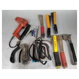 Staplers and Hammer Tackers