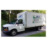 2004 GMC Utilimaster 16ft Box Van