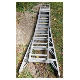 Aluminum Extension/Stepladders