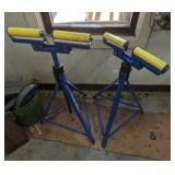 Blue Rolling Stands