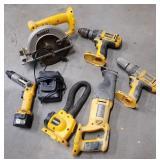 Dewalt Combination Kit Tools