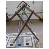 Wooden Drying Rack No. 1