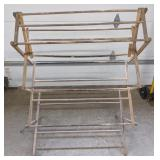 Wooden Drying Rack No. 2