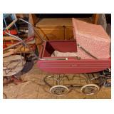 Vintage Gendron Stroller