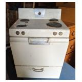 Wooden Childs Stove