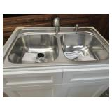 Kindred Sink w Franke Faucet