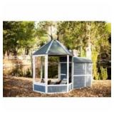 Advantek - The Solarium Chicken coop