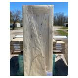 Pine Sliding Barn Door