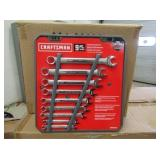 Craftsman 9 pc Wrench set Metric