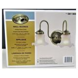 Hampton Bay Wall Sconce