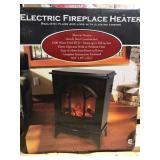 Electric Fireplace Room Heater 1500W 5110 BTU
