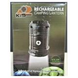 RECHARGABLE CAMPING LANTERN