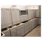 Stone Harbor Gray Dream Kitchen 20 pc