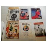 Vintage Sewing Magazines