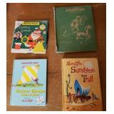 Assorted Vintage Books
