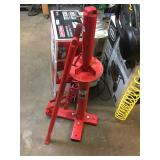 Portable Tire changer no shipping