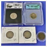 1883-1898 Liberty Head Nickels