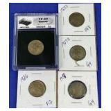 1918-1927 Buffalo Nickels