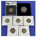 1934-1935 Buffalo Nickels