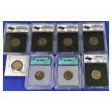 1959 Jefferson Nickels