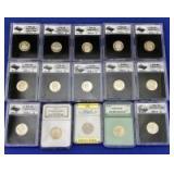 1984-2007 Jefferson Nickels