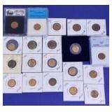 1953-1956 Lincoln Cents