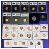 2000-2008 Lincoln Cents