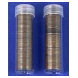 1915 & 1917 Pennies