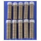 1936-1938 Pennies