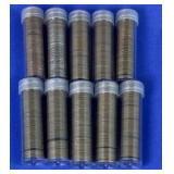 1943-1945 Pennies