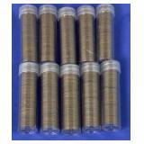 1949-1951 Pennies