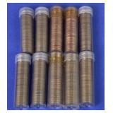 1951-1954 Pennies