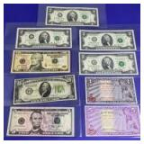 Assorted Currency