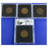 1866-1871 Two Cents