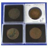 1831-1842 Coronet Large Cents