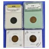 1881-1888 Indian Head Cents