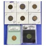 1903-1907 Indian Head Cents