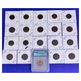 1931-1940 Lincoln Cents
