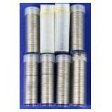 1945-1947 Jefferson Nickels