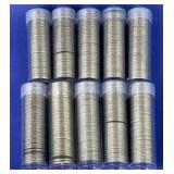 1950-1951 Jefferson Nickels